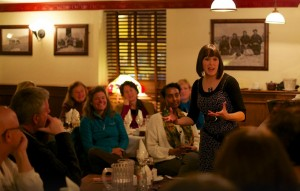An Evening of Food, Folklore and Fairies