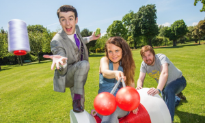 The Vodafone Comedy Festival in dublin weekend events