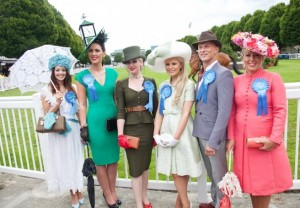 Ladies' Day at the Dublin Horse Show