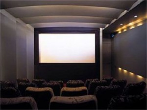 8 Denzille private cinema